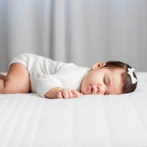 Baby Crib Mattress and Toddler Bed Dual Sided
