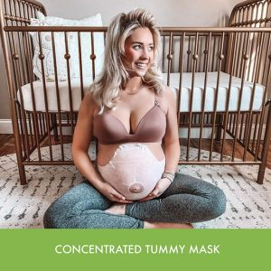 Palmer's Cocoa Butter Formula Tummy Mask for Stretch Marks and Pregnancy Skincare