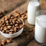 Is it healthier to have almond milk during pregnancy instead of regular milk?