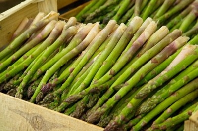 Are there any health benefits of eating asparagus during pregnancy