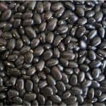What are the nutritional benefits of having black beans during pregnancy