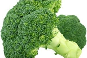 How does broccoli help pregnant women