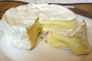 Why should I avoid Camembert during pregnancy?