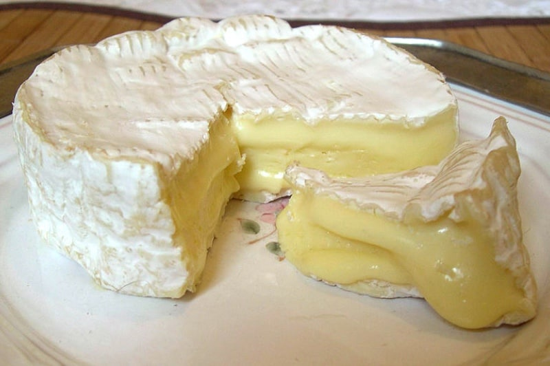 Why should I avoid Camembert during pregnancy