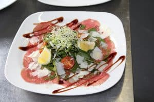 Can you have carpaccio safely during pregnancy?