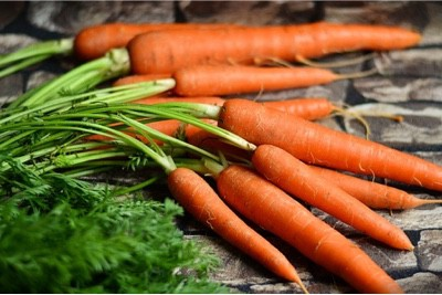 How many carrots can I consume during my pregnancy