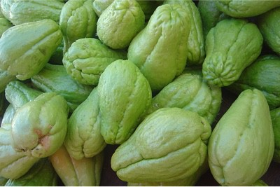 Why is chayote good for pregnant women
