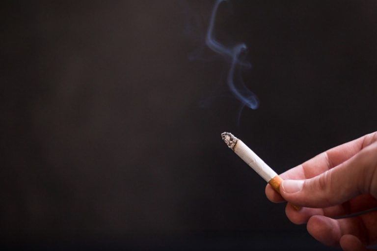 What are the dangers of cigarette smoking during pregnancy