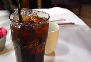 Are a few sips of soda okay to consume during pregnancy?