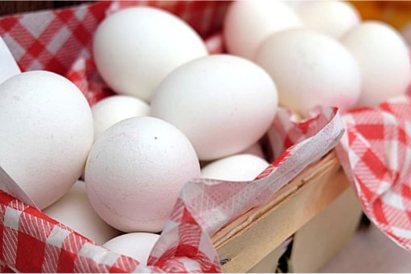 What precautions must I take before eating egg during pregnancy