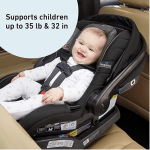 Graco SnugRide SnugLock 35 LX Infant Car Seat