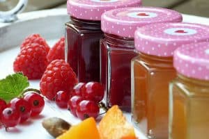 Is jam a healthy breakfast choice during pregnancy?