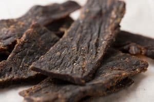 Jerky is cooked meat so is it safe to eat during pregnancy?