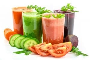 What types of juices are safe or beneficial to drink during pregnancy?
