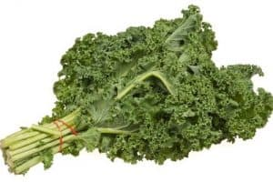 What health benefits does kale give during pregnancy?