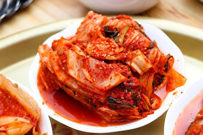 Can I eat fermented foods such as kimchi if I'm pregnant?