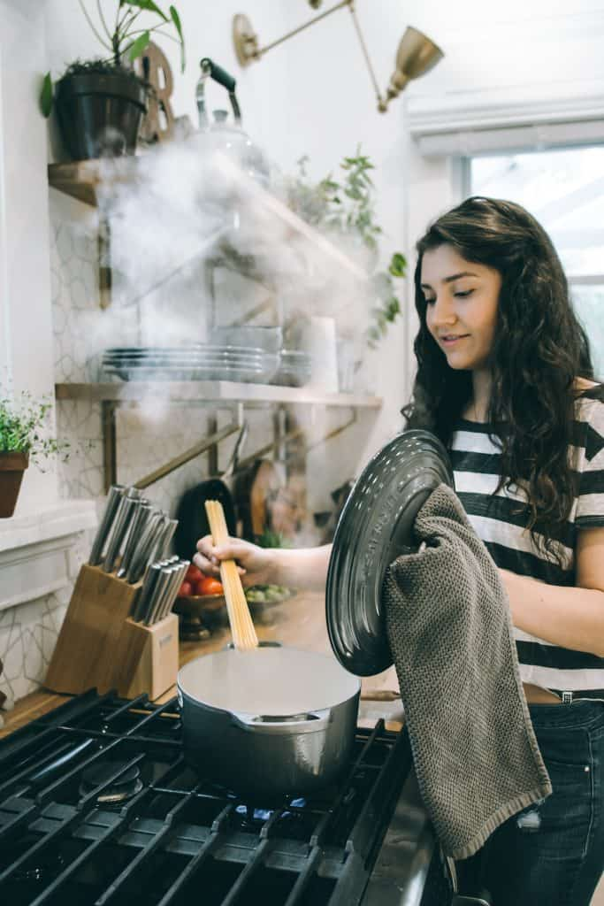 Cooking with fumes when pregnant? This is how it affects your child