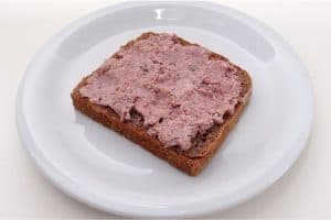 Why should you avoid eating Liverwurst spread during pregnancy?