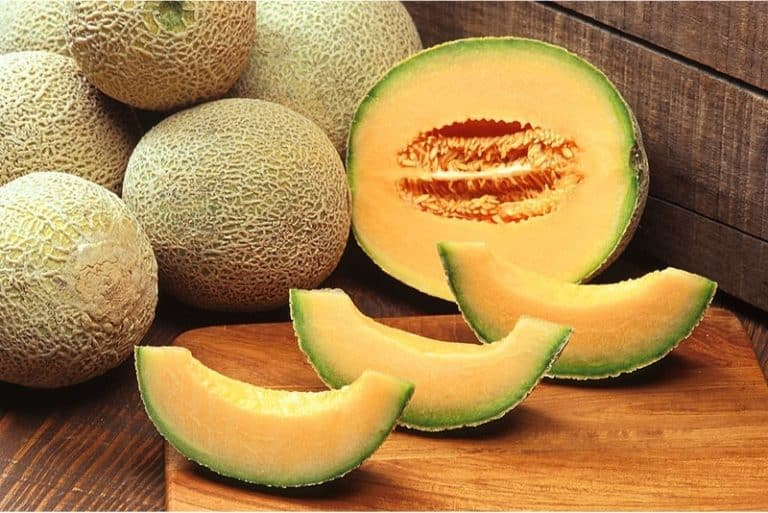 What are the benefits of having melons cantaloupe