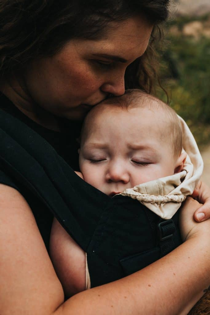 Maternal Stress During Pregnancy linked to Higher Infant Illness