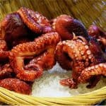 How can I safely eat an octopus while pregnant