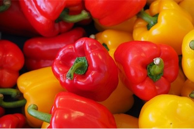 Is eating peppers helpful during pregnancy