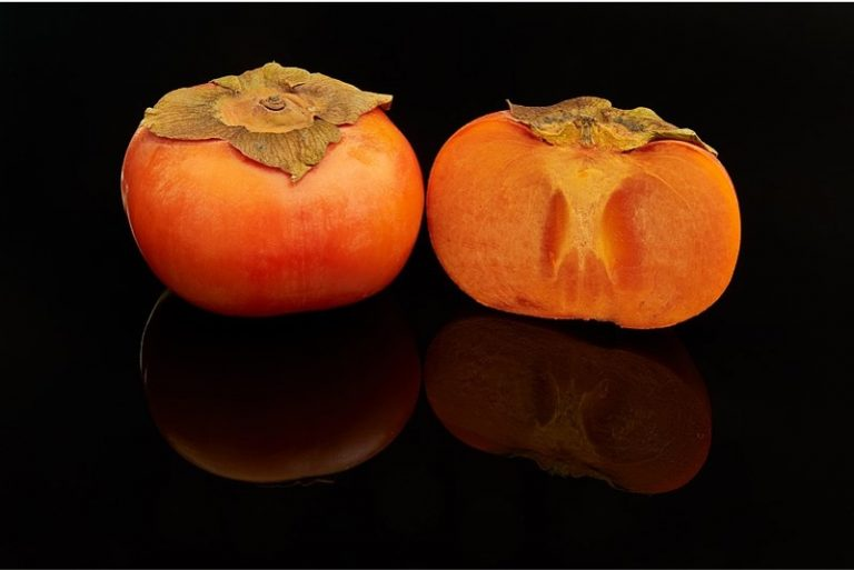 What are the nutritional benefits of having Persimmons while I am pregnant