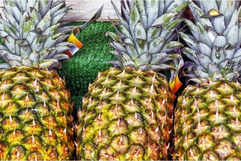 Are there any side effects of having pineapple during pregnancy