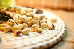 Are pistachio nuts beneficial for pregnant women?
