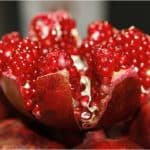 What are the benefits of including pomegranates in my pregnancy diet