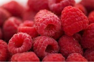 Why are raspberries a good addition to my pregnancy diet?