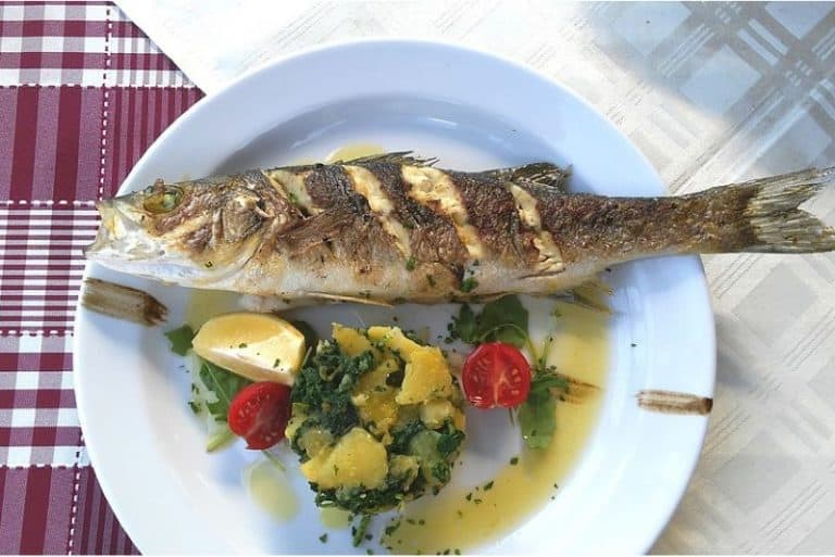 Why should I be careful while including black sea bass in my pregnancy diet