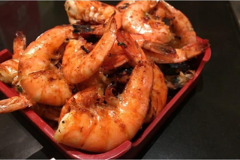 Pregnant and wondering what seafood is safe? Try shrimp