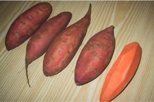 Why is sweet potato (yam) good for pregnant women?