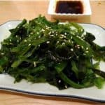 What should I worry about with wakame seaweed in my pregnancy diet