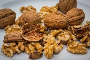 Why are walnuts a must have during pregnancy?